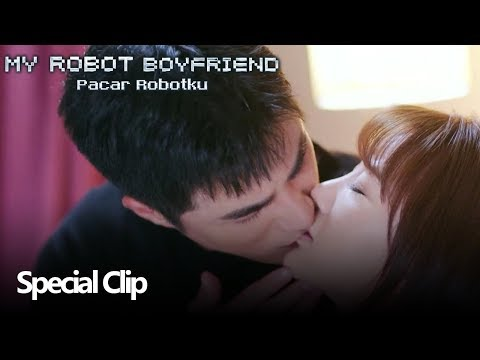 My Robot Boyfriend (Pacar Robotku) | Special Clip Menjaga Kamu | 我的机器人男友 | WeTV 【INDO SUB】