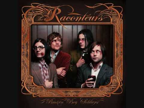The Raconteurs Together
