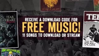 Victory Records Spring 2013 Free MP3 Sampler & Catalog Available Now