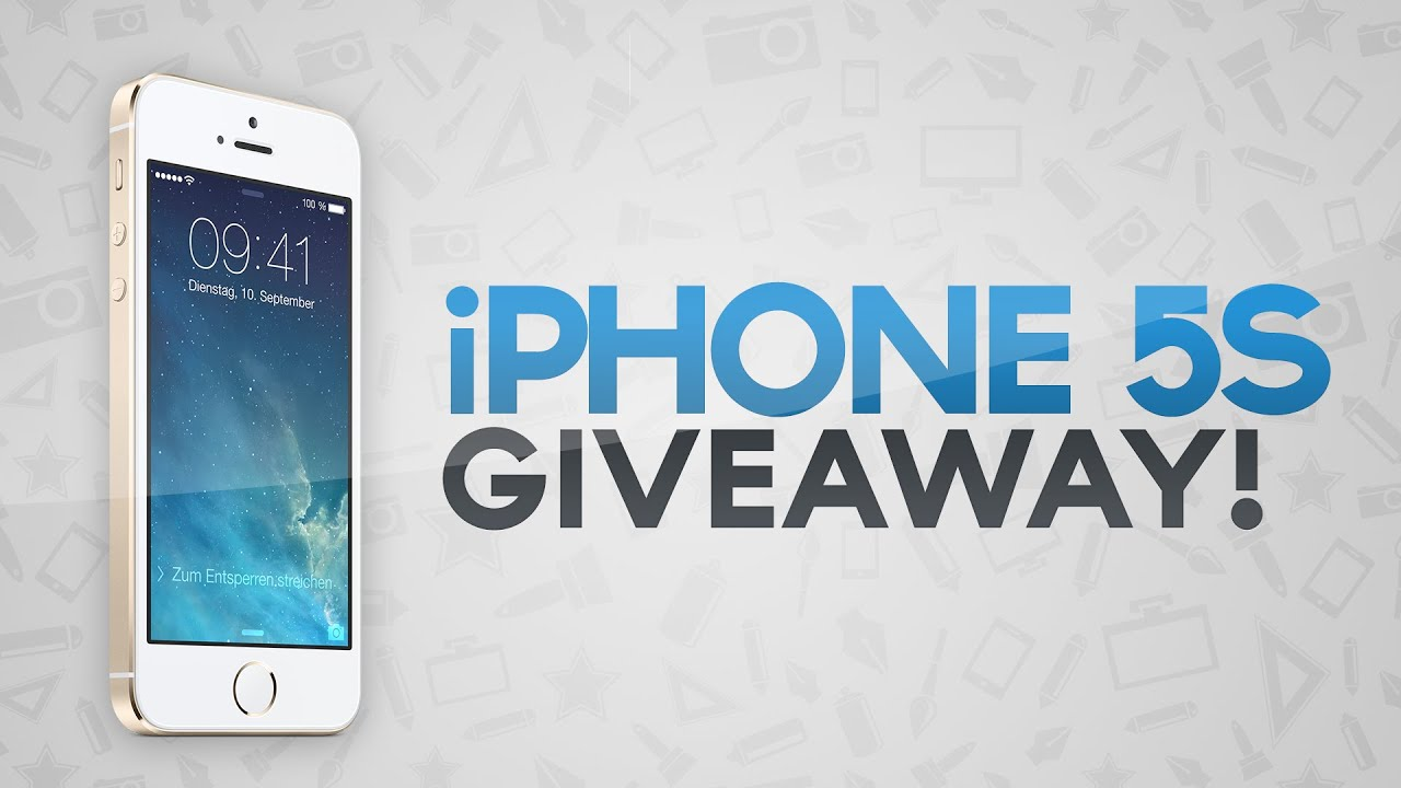 Apple Iphone  Free Giveaway