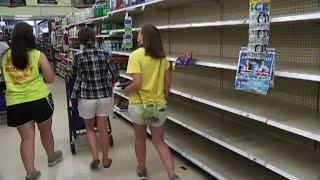Texas, allarme per l'uragano Harvey: evacuate città e contee