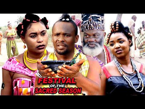 FESTIVAL OF THE SACRED SEASONS SEASON 5u00266 - ZUBBY MICHAEL 2021 LATEST NIGERIAN NOLLYWOOD EPIC MOVIE
