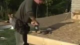 видео Монтаж битумной черепицы RUFLEX
