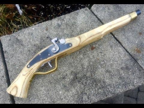 Hardware Store Muzzle Loading Pistol 1