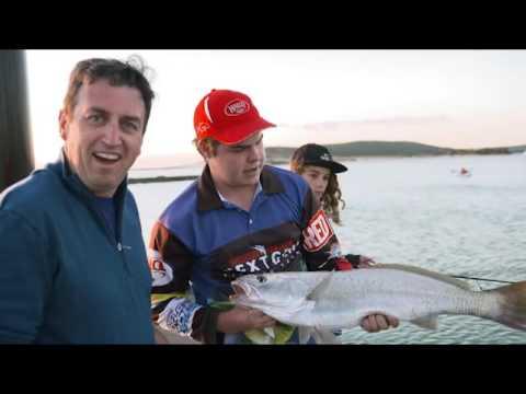 Destination WA - Kalbarri Offshore Angling Club and Kid's Fishing Lesson