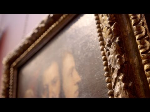 Frames In Focus: Sansovino Frames | The National Gallery, London