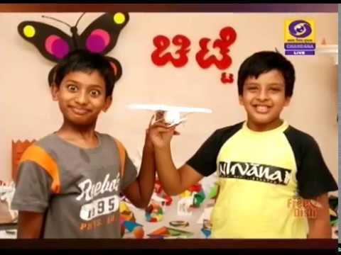 Paper Engineer Arun Desai in Shubhodaya Karnataka | 08 Jan 19 | DD Chandana