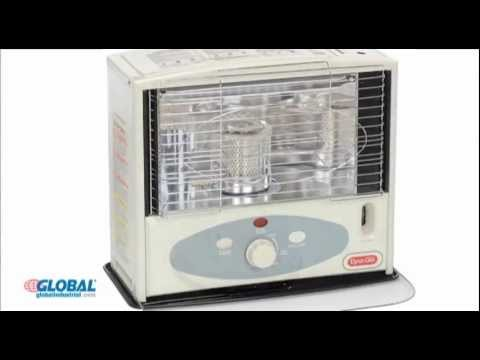 Indoor Kerosene Heaters - YouTube