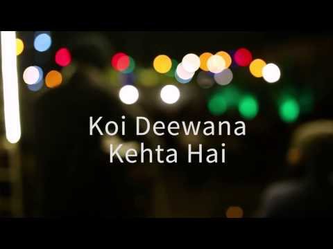 Koi Deewana Kehta Hai  ~ Unplugged ~ Joydhaam ~ Canon 6d + Sigma ~ HD