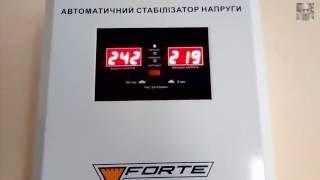 Стабилизатор напряжения Forte ACDR-10000(, 2016-10-02T16:23:13.000Z)