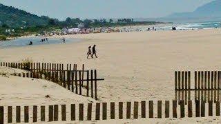 Tarifa Cádiz) Punta Paloma - Playa de Valdevaqueros