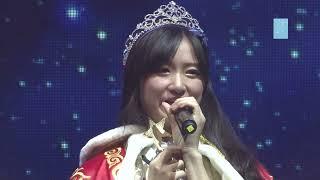SNH48星花绽放特辑:勇敢!吴哲晗