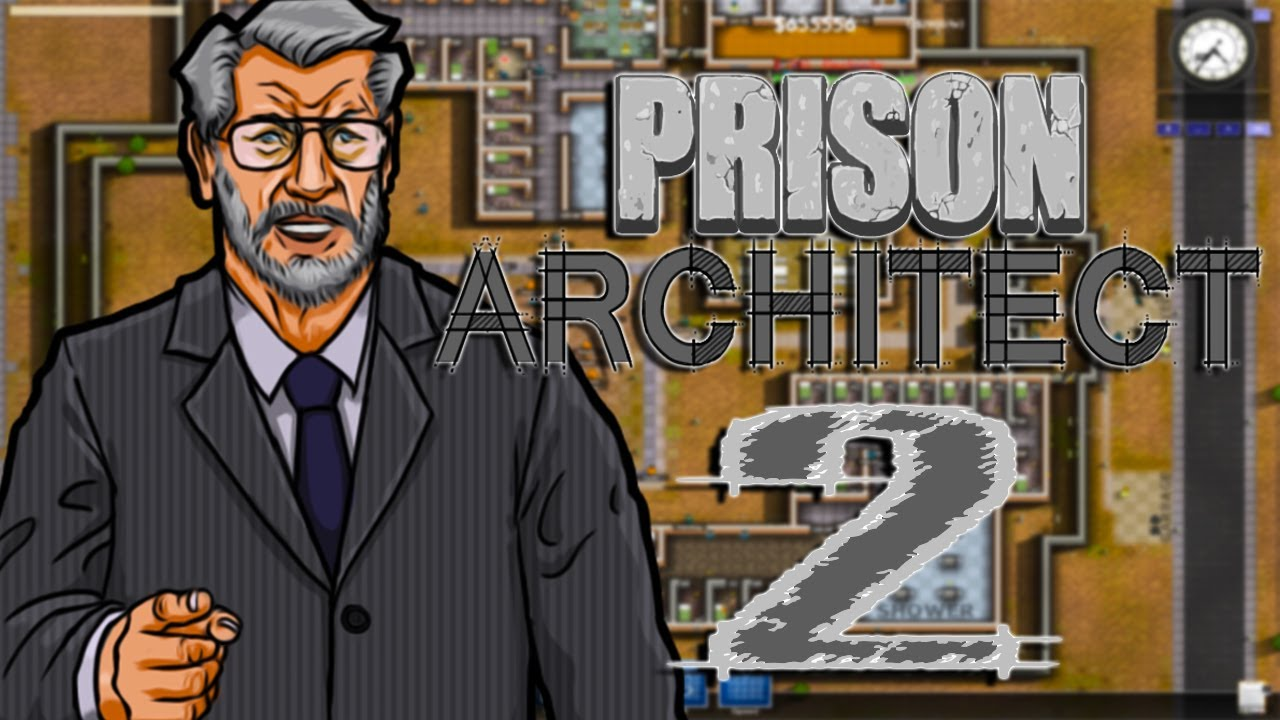 Bigger and better prison architect part 2 for Jail architect