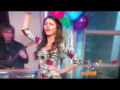 Victoria Justice You're The Reason Music Video