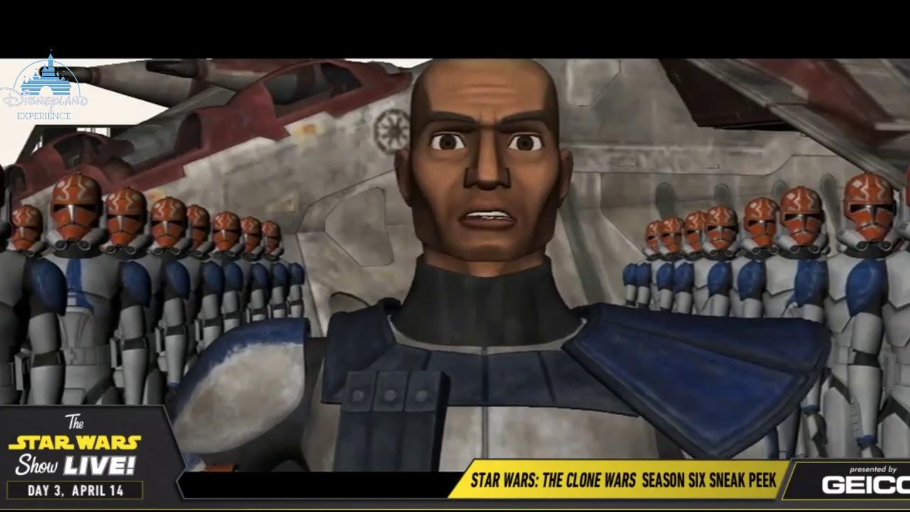 The Clone Wars Star Wars Union