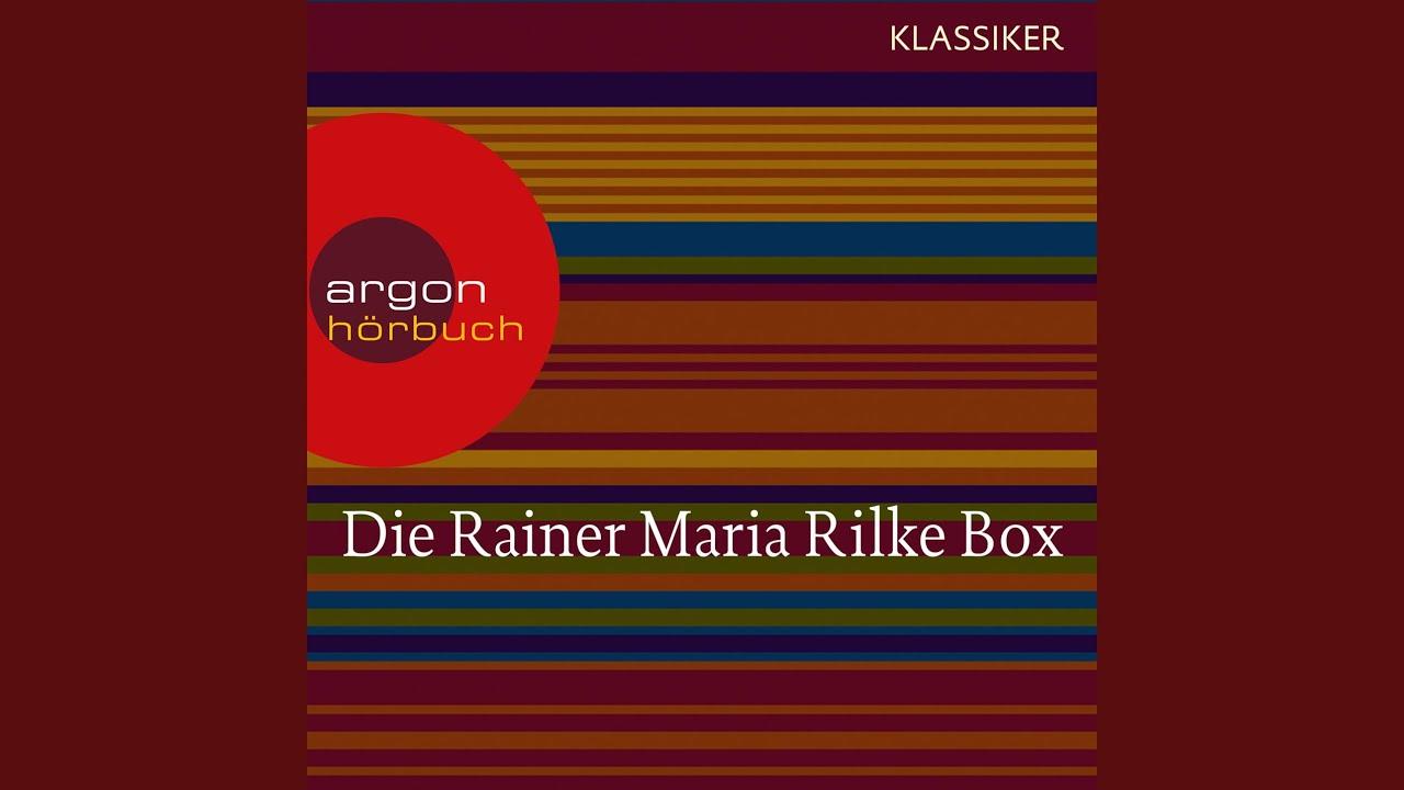 Rainer Maria Rilke Duineser Elegien Geschichten Vom Lieben Gott Meistererzählungen Die