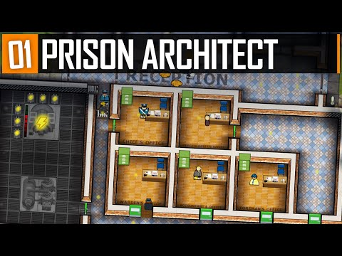 Prison Architect | Part 1