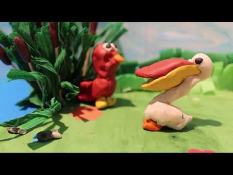 Что за птица мультфильм смотреть