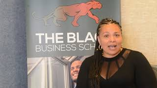 Mechee X at The 2018 All Black National Convention