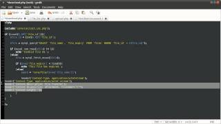 PHP Tutorial: Temporary Download Link [part 03]