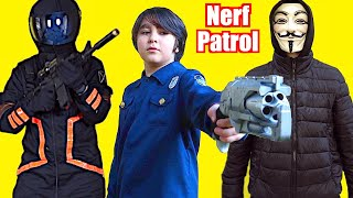 The Nerf Patrol, The Hacker and FORTNITE?