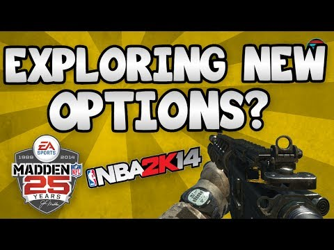 Exploring New Options On Youtube : MW3 TDM 26-2 On Mission w/ M4A1