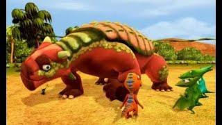 Dinosaur Train Hank Ankylosaurus Cartoons for kids