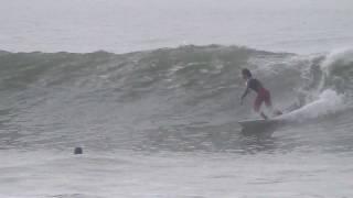Surfing C Street 2012-01-22