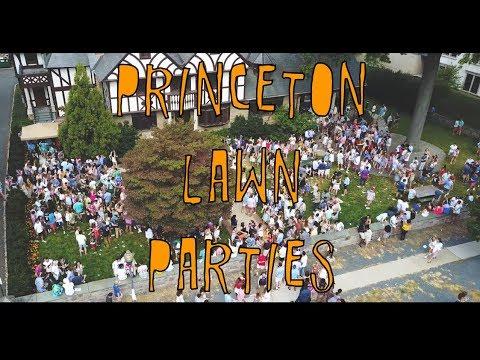 Princeton Lawn Parties