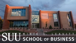 SUU's New Business Building