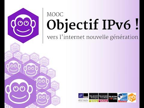 MOOC Objectif IPv6 : Activité pratique de la séquence 2