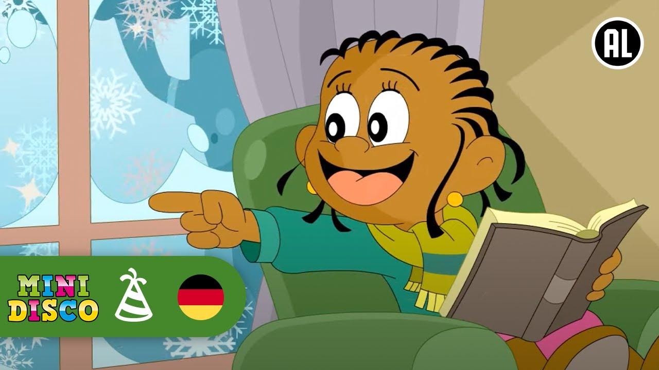 In den Schnee | Weihnachtslieder | FROHE WEIHNACHTEN | Kinderlieder ...