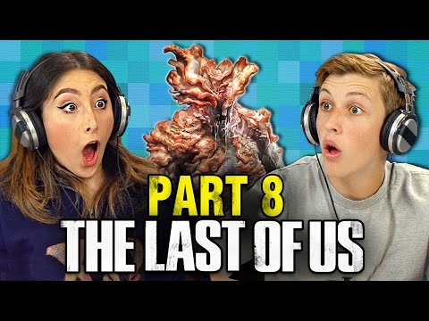 THE LAST OF US: PART 8 (Teens React: Gaming)