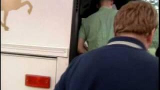 Flogging Molly Warped Tour 02' Interview/Bus tour
