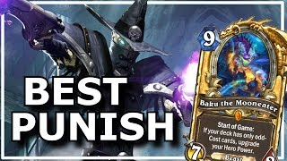 Hearthstone - Best of Punish Moments