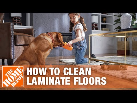 How to Clean Laminate Floors | The Home Depot