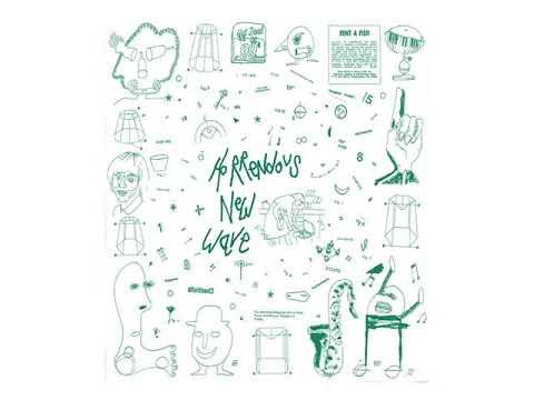 Horrendous New Wave LP Full