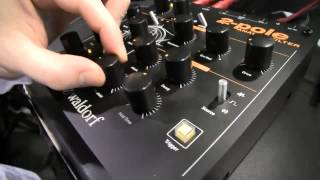 NAMM 2014: Waldorf 2-Pole Filter