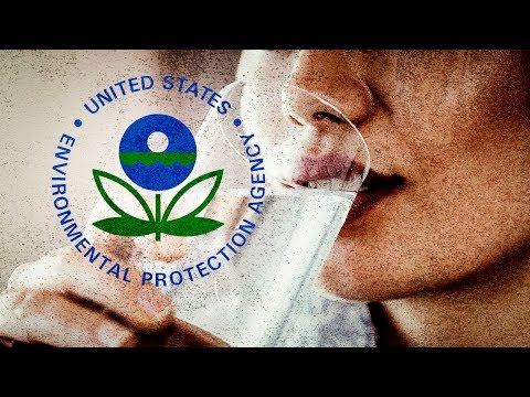 Trump's EPA Decides NOT To Regulate Deadly Chemicals In Drinking Water