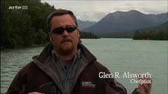 Reise durch Amerika - Alaska - Im wilden Land der Vulkane [Doku HD]