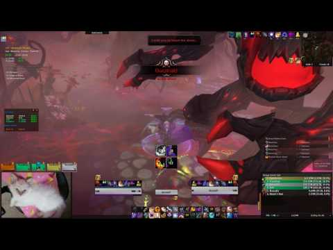 Darkheart Thicket Mythic+17 - Shadow Priest POV (Bolster, Grievous, Tyrannical)