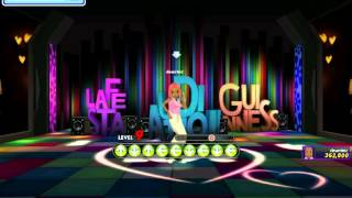 AuditionVN Crazy Dance 4 Paula DeAnda - Easy (Feat. Lil Wayne) 61bpm All Perfect