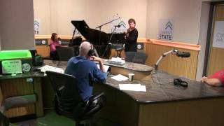 Ensemble Class&Jazz in WKAR Live Music Friday Current State show