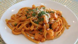 Creamy Delicious Tomato Pasta