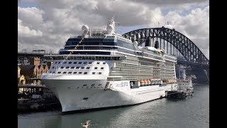 Celebrity SOLSTICE  Australia, New Zealand & South Pacific Cruise