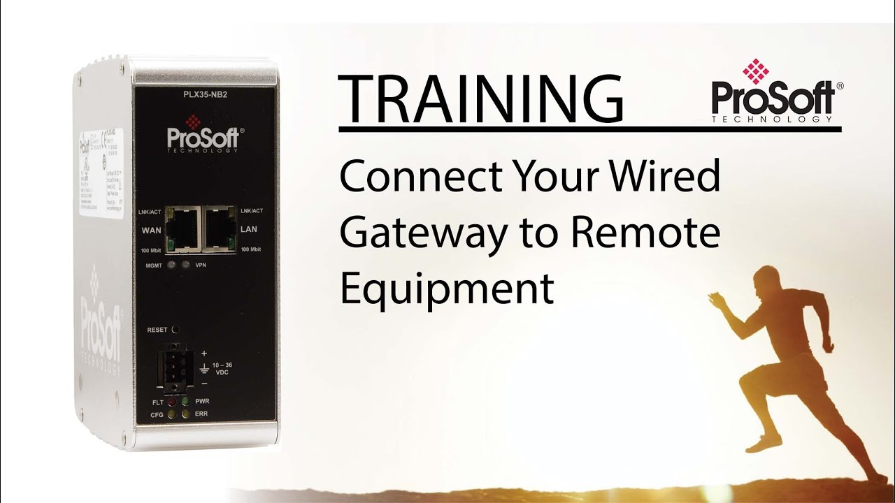 Set Up: Connect Your Wired Gateway to Remote Equipment - YouTube