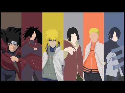 The Uchiha Clan vs Every Hokage