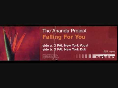 The Ananda Project – Falling For You (G-Pal New York Vocal Mix)