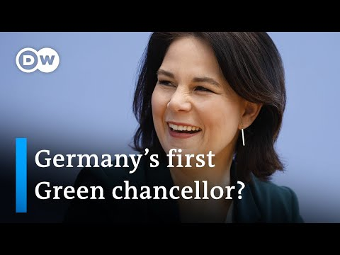 Annalena Baerbock: The Green Party's candidate to succeed chancellor Angela Merkel | DW News