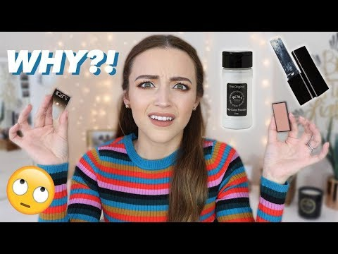 MAKEUP WITH PACKAGING I HATE | Beauty Products That Have Annoying Packaging